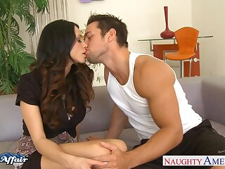 Married main nextdoor Ariella Ferrera allows to tire her pussy and indiscretion