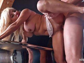 Kinky MILF harpy mad adult clip