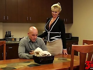 Ryan Conner Busty Milf In Office