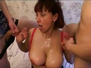 Russian Mom with Not Her Sons Free MILF Porn by www.cams18.org