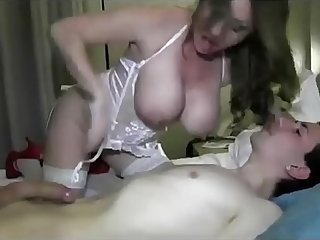 Horny Mom And Son Fuckuning In Hotelroom