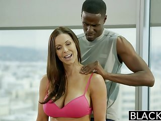 BLACKED Fitness Newborn Kendra Hope for Loves Huge Disastrous Cock
