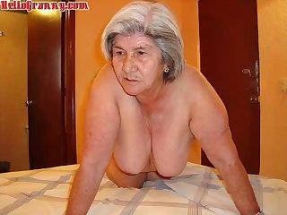 HelloGrannY Crude Latin Grandma Pics Slideshow