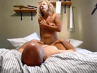 Crinkly Kirmess Slut Sharon dreams of BBC