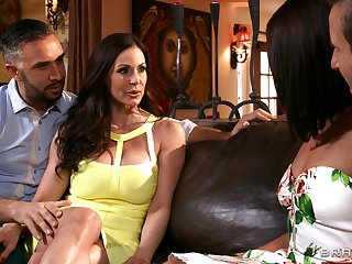 Slutty wife Adriana Chechik shared her hubby with Kendra Have one's heart set on