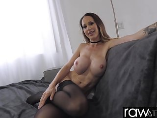 McKenzie Lee is there the mood to fuck all day long and experience many orgasms