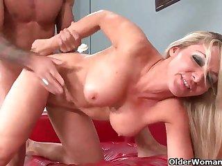 Lisa de Marco & Barry Scott hot porn flick