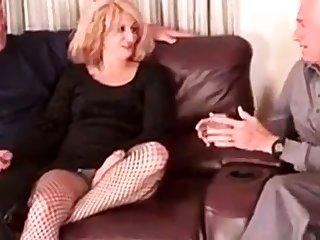 Mature Hermaphrodite Couple Therapy I