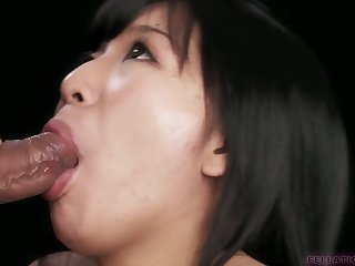 pov asian blowjob